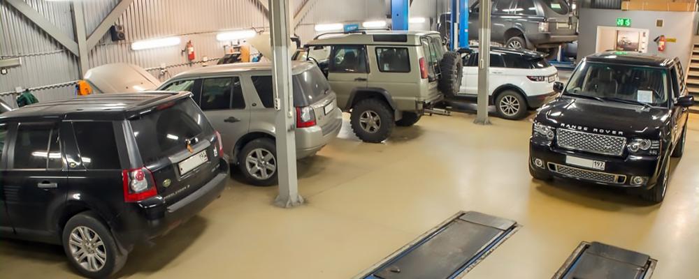 Срочный выкуп машин марки Land Rover